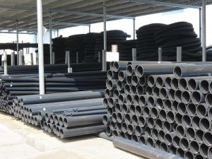 PE Pipe for Water Supply with Asnzs 4130 Certification pictures & photos