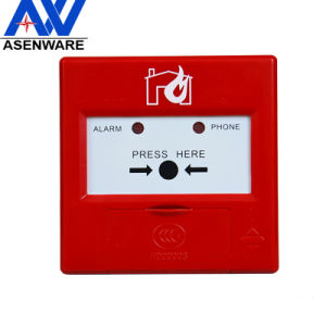 Resettable Fire Alarm Manual Call Point pictures & photos