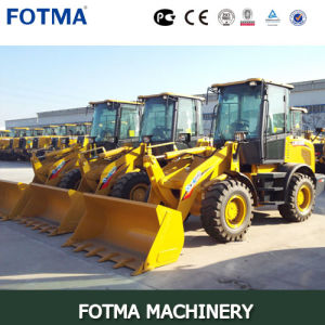 XCMG Lw500fn 5 Ton Wheeled Loader pictures & photos
