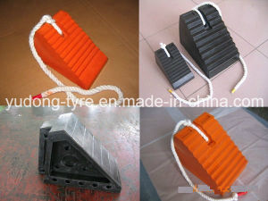 Rubber Wheel Chocks pictures & photos
