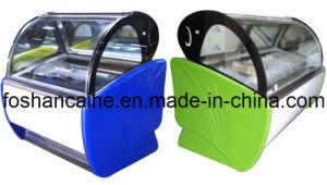 Ice Cream Display Shop Equipment B6 (CE) pictures & photos