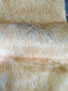 Printed Faux Fox Fur /High Pile Fur /Imitation Fur pictures & photos