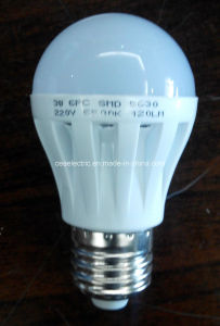 SMD2835 E27 3W LED Bulb Factory Price pictures & photos