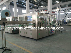 Soda Water Bottle Filling Machinery (8000BPH) pictures & photos