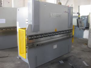 Hydraulic Nc Press Brake with E200 (WC67K-100T/3200) pictures & photos