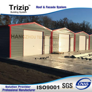 Metal Prefabricated Movable House/Warehouse/Garage pictures & photos