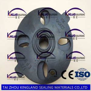 (KL481) EPDM Rubber Flange Gasket pictures & photos