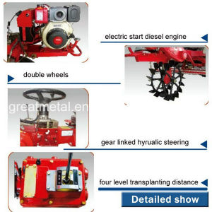 The Multi-Function Rice Machinery (2ZT-8238BG) pictures & photos