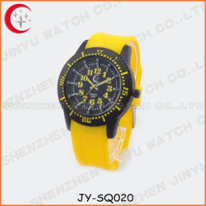 2012 Style Silicone Sport Watch (JY-SQ020)