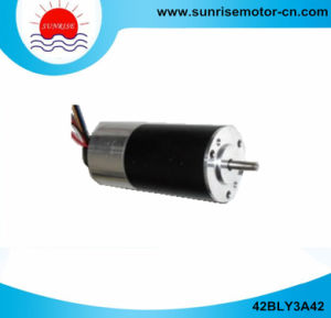 42bly3A42 24VDC 11W 0.04n. M NEMA17 Brushless DC Motor pictures & photos