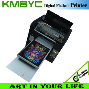 A3 Size Flatbed Digital T-Shirt Printer pictures & photos