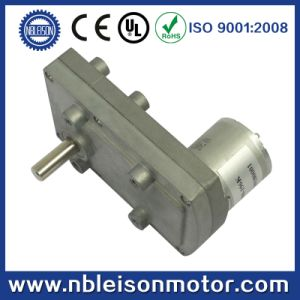 Tt-38 24 Volt DC Micro Gear Motor, Square Gearbox Motor pictures & photos