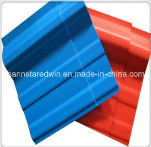New Roof Materil- UPVC Roof Tile pictures & photos