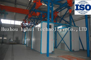 Suspension Type Spray Painting Production Line pictures & photos