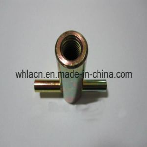 Concrete Solid Rod Lifting Fixing Socket with Crossbar (M10-M24) pictures & photos