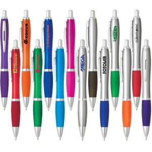 Promotional Ballpoint Pen with Clip pictures & photos