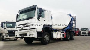 China Sinotruk Concrete Mixer Truck