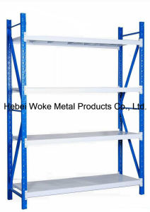 Warehouse Steel Medium Duty Shelving pictures & photos