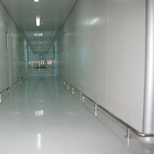 Outside of Cleanroom Fire Fighting Access and Exit for People pictures & photos