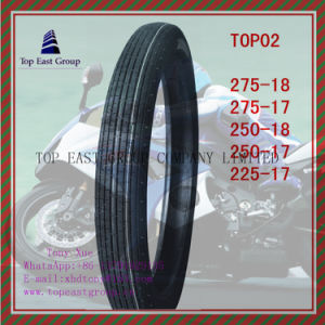 275-18 275-17 250-18 250-17 225-17 Long Life High Quality 6pr Nylon Motorcycle Tyre pictures & photos
