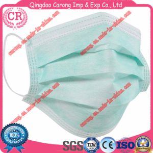 Cheap Price Sanitary Disposable Nonwoven Fabric Face Mask pictures & photos