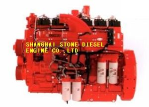 Cummins Generator Sets Drive Engine Qsk19-G1 pictures & photos