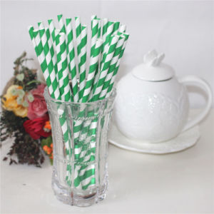 Eco-Friendly Paper Drinking Straws for Party pictures & photos