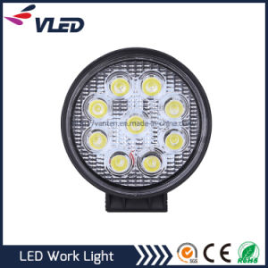 27W LED Work Light Flood Spot Beam Round Work Lamps pictures & photos