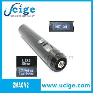 2013 Sigelei Zmax and High Quality Zmax V2 E-Cigarette