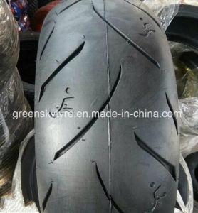 190/55-17 190/50-17 China Motorcycle Tubeless Tyre Manufacturers pictures & photos