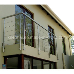 Stainless Steel Balcony Railing of Handrail Balustrade pictures & photos