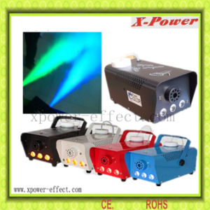 500W LED Stage Fogging Machine 3*1W (X-025)
