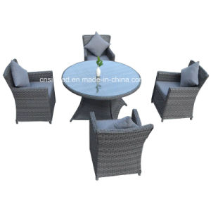Indoor & Outdoor Rattan Furniture with 4 Seater (5002) pictures & photos