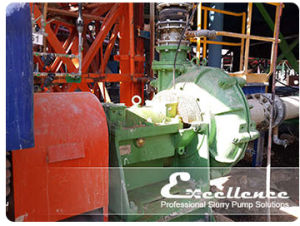 Rubber Lined Centrifugal Suction Slurry Pump (EHR-3D) pictures & photos