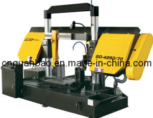 Metal Band Saw, Double Column Band Sawing Machine Gd4250/70 pictures & photos