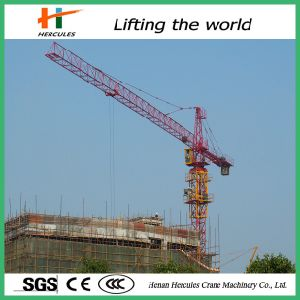 Hot Sell Construction Tower Crane with High Quality pictures & photos