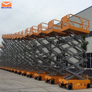Hydraulic Electric Scissor Lift for Sale pictures & photos