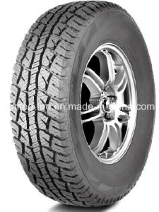 Mul Terrain M/T Tire Used Under Muddy Conditions,