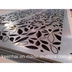 Exterior Decorative Aluminium Perforated Facade Metal Panel pictures & photos