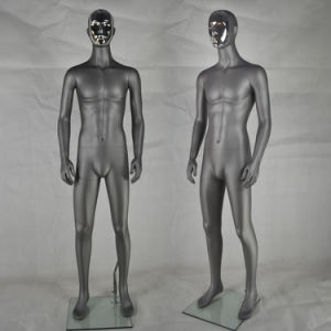 2015 New Design Male Fiberglass Mannequin with Changeable Face pictures & photos