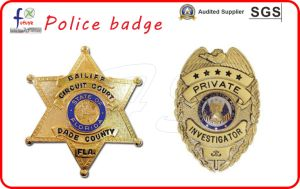 Metal Pin Badges Police Badges Military Badges Officer Badges Military Police Wallet Police Wallet Badges Leather Badge Wallets