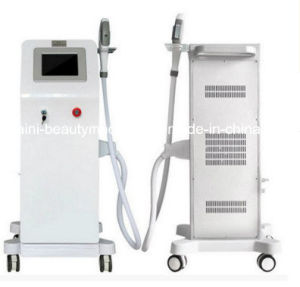 IPL Opt Hair Removal Skin Rejuvenation Wrinkle Removal E-Light for Hair Removal Beauty Equipment pictures & photos
