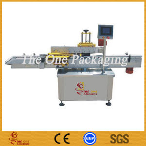 Single Side Labeling Machine/One Side Bottle Labeler pictures & photos