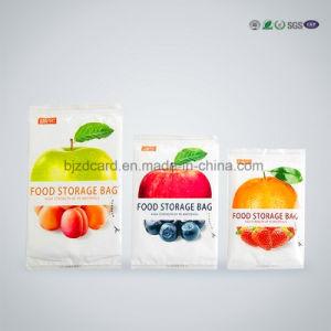 Custom Printed Ziplock Plastic Bag pictures & photos