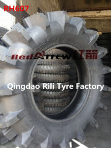 Rice Paddy Tyre (750-16 650-16 600-14 600-12) for Water Farm pictures & photos