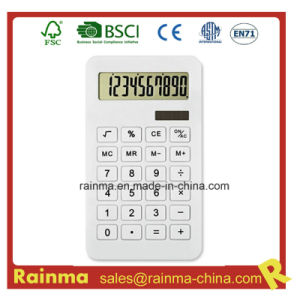 Eco Calculator with PLA Corn Material pictures & photos
