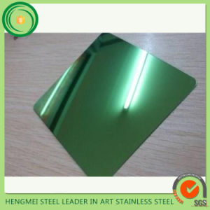 Stainless Steel Cladding Sheets for Construction Building pictures & photos