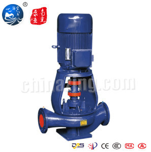 Isgb Detachable Pipeline (inline) Centrifutal Water Pump