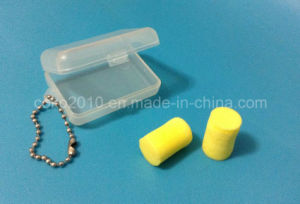 Soundproof and Cylinder Shape Noise Earplugs pictures & photos