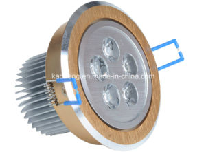 Hot Selling Elegant Shape LED Down Light pictures & photos